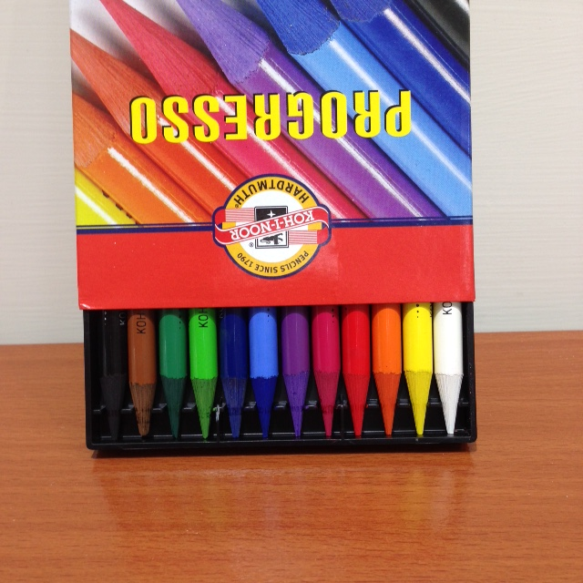 Woodless 12色鉛筆