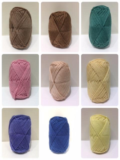 日本100%羊毛線