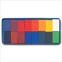 預購商品-16色蠟磚-stockmar